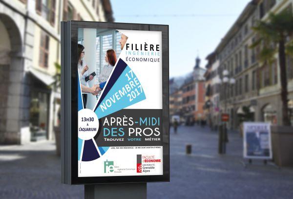Affiche - Affiche grand format - Création affiche Grenoble